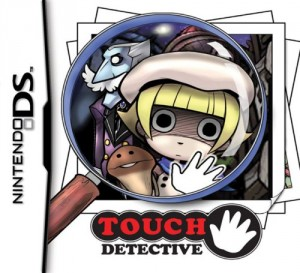 Touch Detective Box Cover