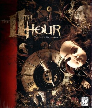 11th Hour, The - Cover art