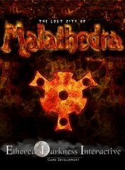 Lost City of Malathedra, The - Cover art