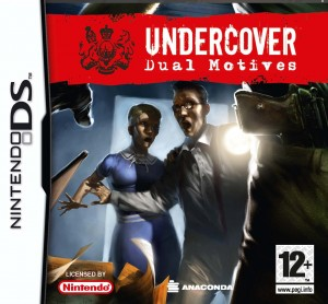 Undercover: Dual Motives Box Cover