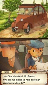 'Professor Layton and the Curious Village - Screenshot #13