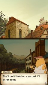 'Professor Layton and the Curious Village - Screenshot #10