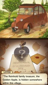 'Professor Layton and the Curious Village - Screenshot #8