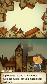 'Professor Layton and the Curious Village - Screenshot #6