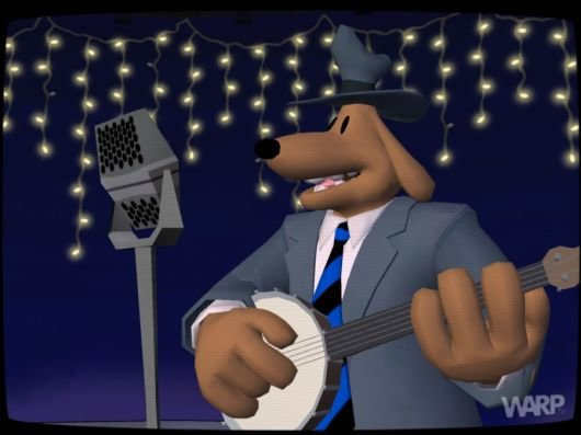 Screenshot for Sam & Max: Episode 2 - Situation: Comedy 3