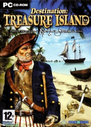 Destination: Treasure Island Box Cover