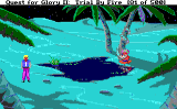 'Quest for Glory II: Trial by Fire - Screenshot #7