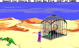 'Quest for Glory II: Trial by Fire - Screenshot #6