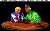 'Quest for Glory II: Trial by Fire - Screenshot #3