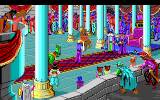 'Quest for Glory II: Trial by Fire - Screenshot #1