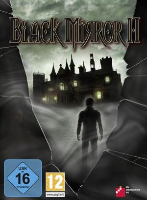 Black Mirror II Box Cover