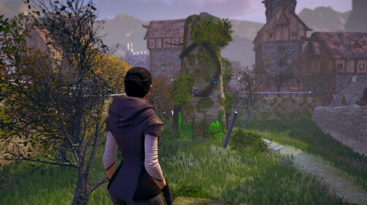 Screenshot for Dreamfall Chapters 17