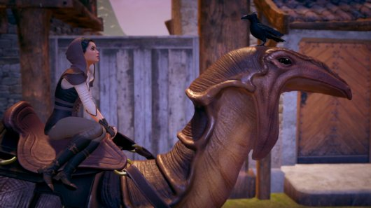 Screenshot for Dreamfall Chapters 12