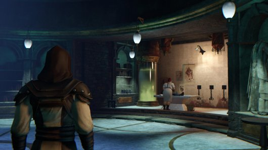 Screenshot for Dreamfall Chapters 5