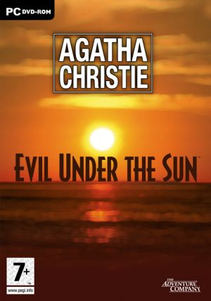Agatha Christie: Evil Under the Sun Box Cover