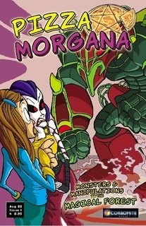 Pizza Morgana: Episode 1 - Monsters & Manipulations in the Magical Forest Box Cover