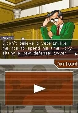Phoenix Wright: Ace Attorney - Trials and Tribulations Screenshot #1