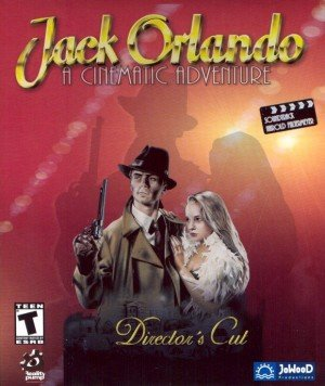 Jack Orlando: A Cinematic Adventure Box Cover
