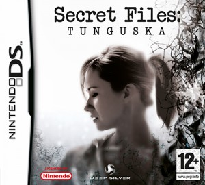 Secret Files: Tunguska (DS) Box Cover