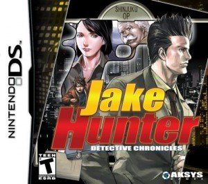 Jake Hunter: Detective Chronicles Box Cover