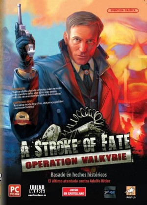 A Stroke of Fate: Operation Valkyrie Box Cover