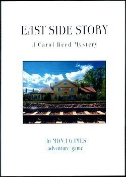 East Side Story - A Carol Reed Mystery - Cover art