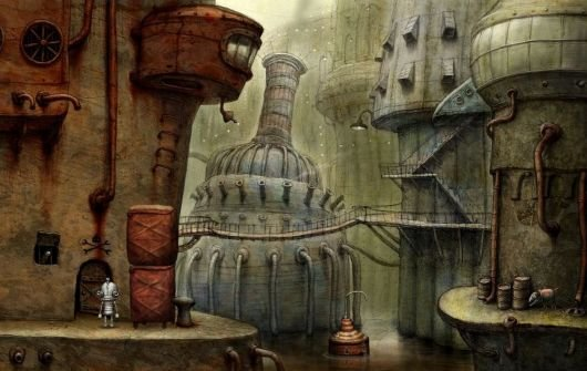 Machinarium Screenshot 7
