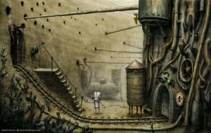 Machinarium Screenshot #1