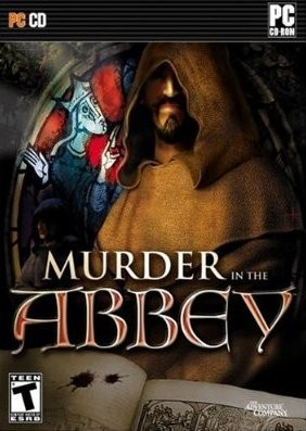 Murder in the Abbey Box Cover