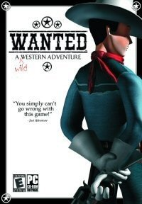 Wanted: A Wild Western Adventure Box Cover