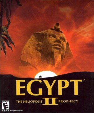 Egypt II: The Heliopolis Prophecy Box Cover