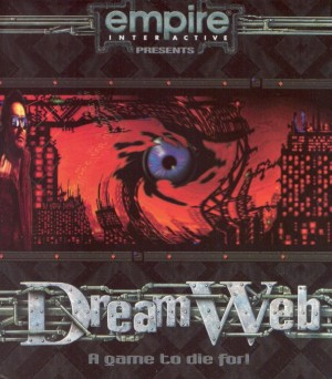 DreamWeb Box Cover