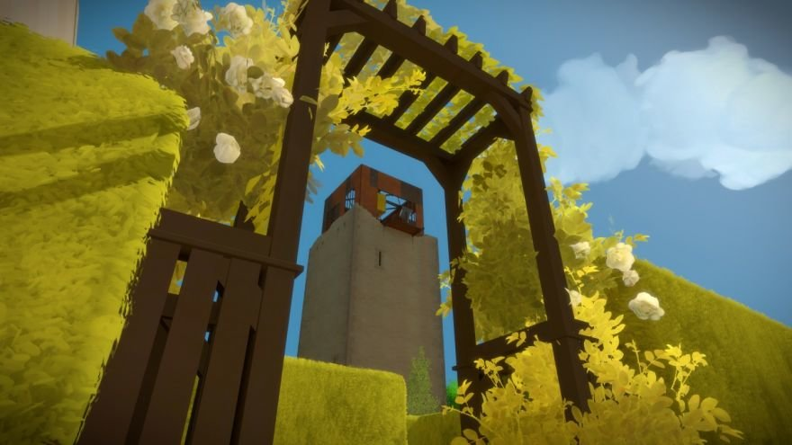 The Witness (Jonathan Blow's) Screenshot 60515