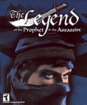 Legend of the Prophet and the Assassin, The - Cover art