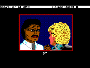 'Police Quest 2: The Vengeance - Screenshot #8