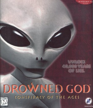 Drowned God: Conspiracy of the Ages - Cover art