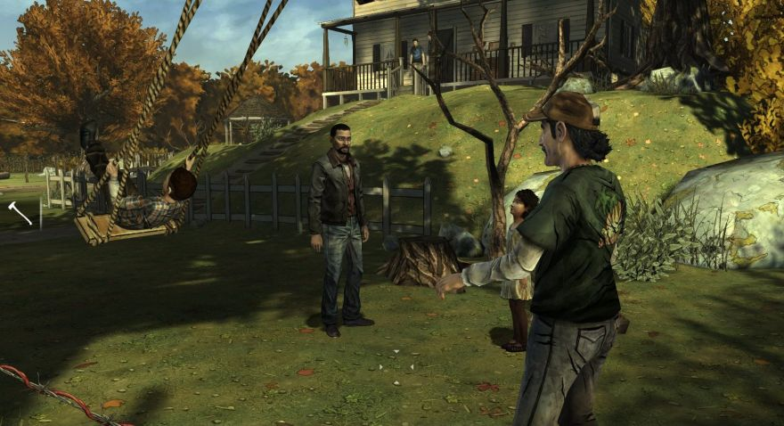 The Walking Dead: Episode Two - Starved for Help Screenshot 23386