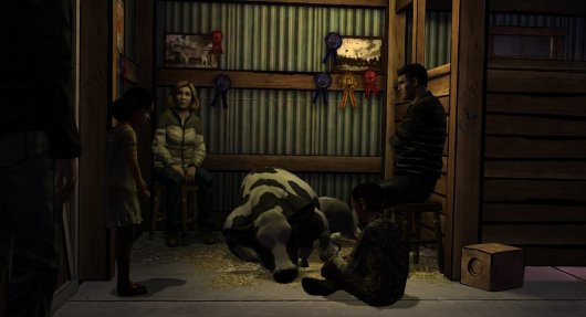 Screenshot for Walking Dead: Episode Two - Starved for Help, The #1