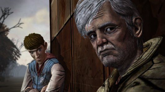 Screenshot for Walking Dead: Episode Three - Long Road Ahead, The #0