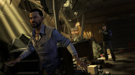 Screenshot for Walking Dead: Episode Three - Long Road Ahead, The #1
