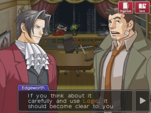 'Ace Attorney Investigations: Miles Edgeworth - Screenshot #7