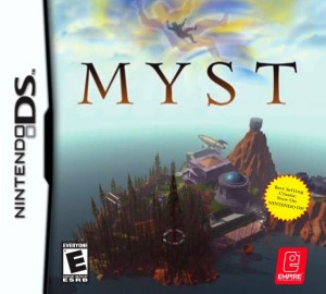 Myst DS Box Cover