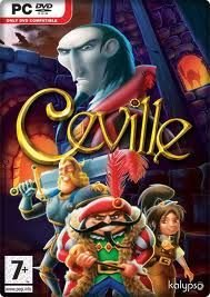 Ceville Box Cover