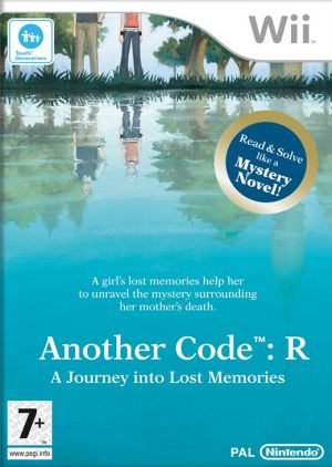 Another Code: R - A Journey into Lost Memories Box Cover