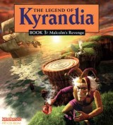 Legend of Kyrandia: Malcolm's Revenge (Fables & Fiends), The
