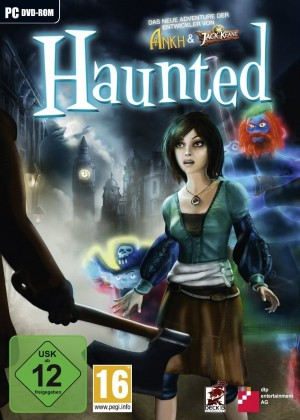 Haunted Box Cover