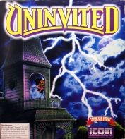 Uninvited Box Cover