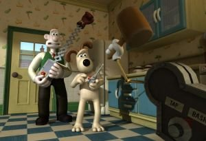 Wallace & Gromit's Grand Adventures Screenshot #1