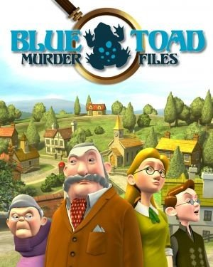Blue Toad Murder Files: Episode 4 - Death from Above Box Cover