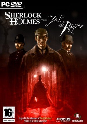 Sherlock Holmes vs. Jack the Ripper Box Cover